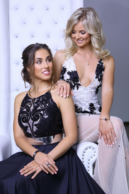 da26172c87f6 Je nám veľkým potešením spolupracovať s Českou Miss 2017 Michaelou  Habáňovou a Markétou Matoušovou