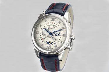 Tenista Tomáš Berdych návrhářem luxusních hodinek! 11fae97b7e